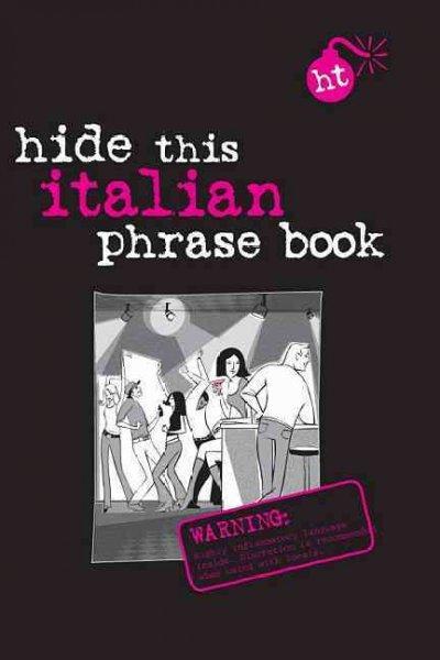 Berlitz Hide This Italian Phrase Book (Paperback)