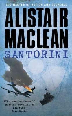 Santorini (Paperback)