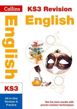 Collins KS3 Revision English: All-in-one Revision & Practice (Paperback)