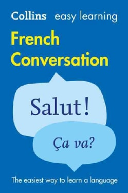 Easy Learning French Conversation (Paperback)
