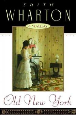 Old New York: Four Novellas (Paperback)