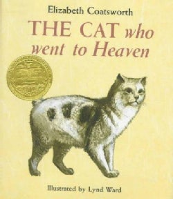 The Cat Who Went to Heaven (Hardcover)