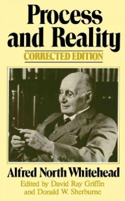 Process and Reality (Paperback)