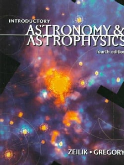 Introductory Astronomy & Astrophysics (Hardcover)