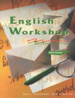English Workshop (Paperback)