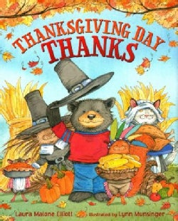 Thanksgiving Day Thanks (Hardcover)