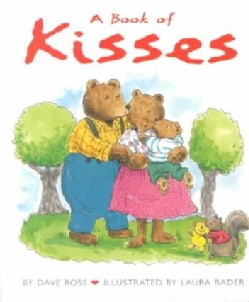 A Book of Kisses (Board book)