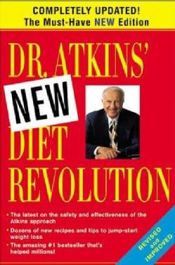 Dr. Atkins' New Diet Revolution (Paperback)