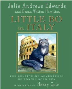 Little Bo in Italy: The Continued Adventures of Bonnie Boadicea (Hardcover)