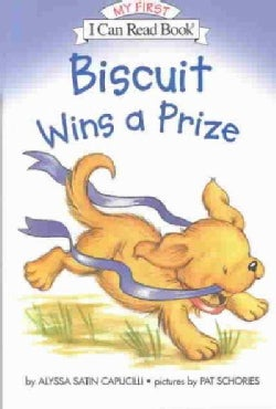 Biscuit Wins a Prize (Hardcover)