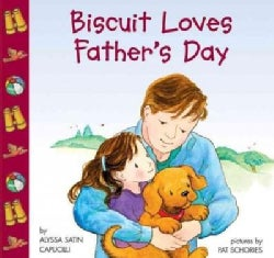 Biscuit Loves Father's Day (Paperback)