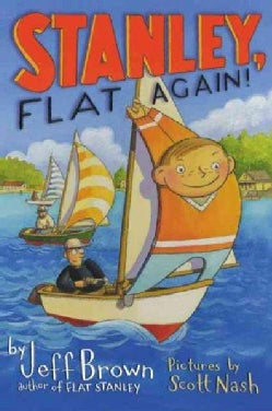 Stanley, Flat Again (Hardcover)