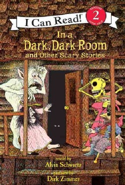 In a Dark, Dark Room: And Other Scary Stories (Hardcover)
