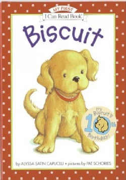 Biscuit (Hardcover)