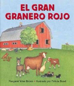 El gran granero rojo / Big Red Barn (Hardcover)