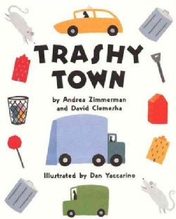 Trashy Town (Hardcover)