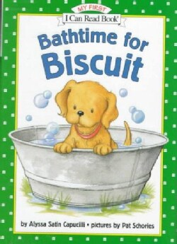 Bathtime for Biscuit (Hardcover)