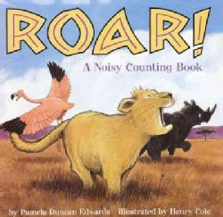 Roar!: A Noisy Counting Book (Hardcover)