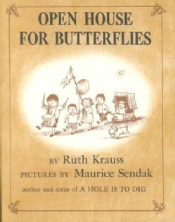Open House for Butterflies (Hardcover)