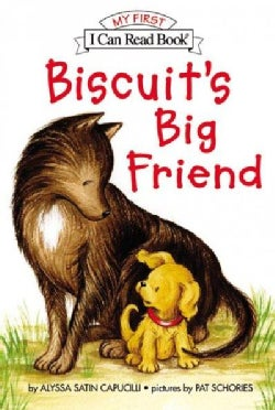 Biscuit's Big Friend (Hardcover)