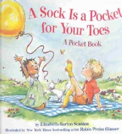 A Sock Is a Pocket for Your Toes: A Pocket Book (Hardcover)