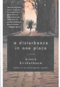 A Disturbance in One Place (Paperback)