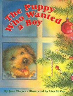 The Puppy Who Wanted A Boy (Paperback)