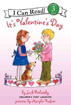 It's Valentine's Day (Hardcover)