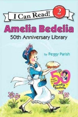 Amelia Bedelia 50th Anniversary Library (Paperback)