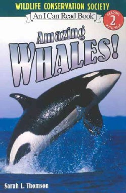Amazing Whales! (Paperback)