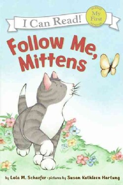 Follow Me, Mittens (Paperback)