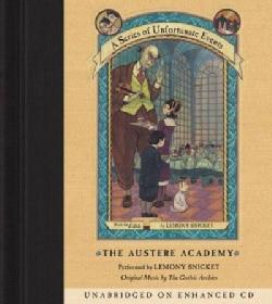 The Austere Academy (CD-Audio)