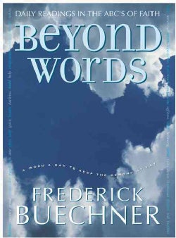 Beyond Words: Daily Readings in the ABC's of Faith (Hardcover)