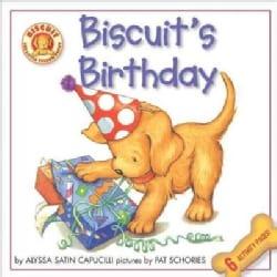 Biscuit's Birthday (Paperback)