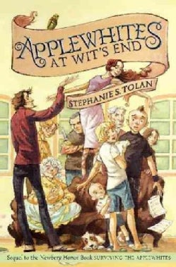 Applewhites at Wit's End (Hardcover)