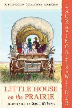 Little House on the Prairie (Paperback)