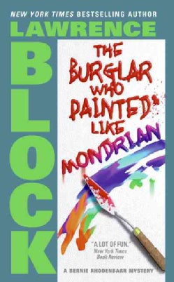 The Burglar Who Painted Like Mondrian (Paperback)