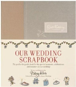 Our Wedding Scrapbook (Hardcover)