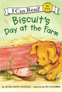 Biscuit's Day at the Farm (Hardcover)