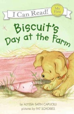 Biscuit's Day at the Farm (Paperback)