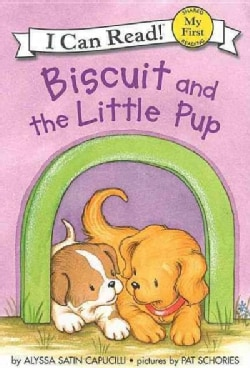 Biscuit and the Little Pup (Hardcover)