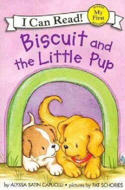 Biscuit and the Little Pup (Paperback)