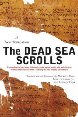 The Dead Sea Scrolls: A New Translation (Paperback)