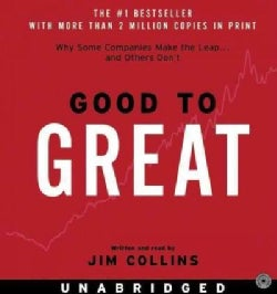 Good To Great: Why Some Companies Make The Leap...and Other's Don't (CD-Audio)