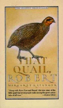 That Quail, Robert (Paperback)