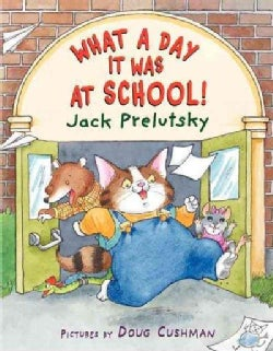 What a Day It Was at School! (Paperback)