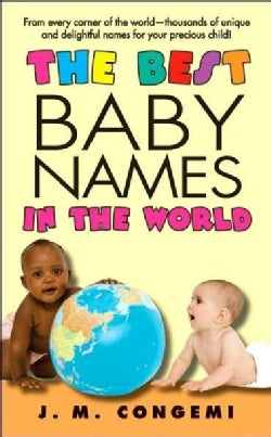 The Best Baby Names in the World (Paperback)