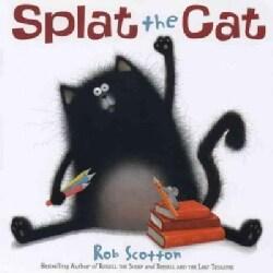 Splat the Cat (Hardcover)