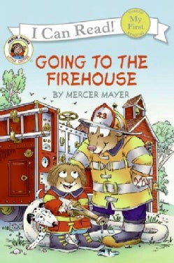 Going to the Firehouse (Paperback)