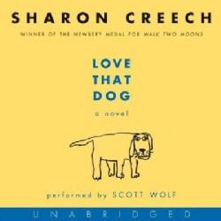 Love That Dog (CD-Audio)